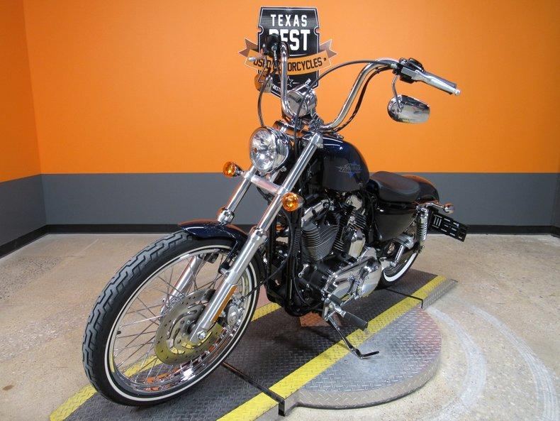 2013 Harley-Davidson Sportster Seventy-Two