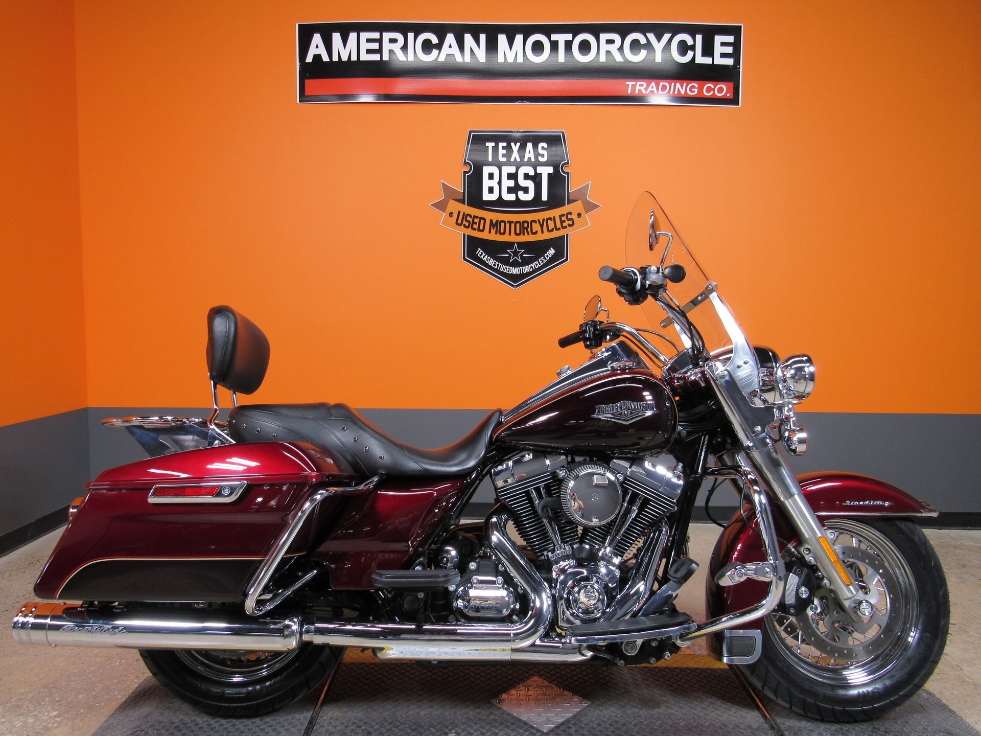 2015 harley davidson road king flhr