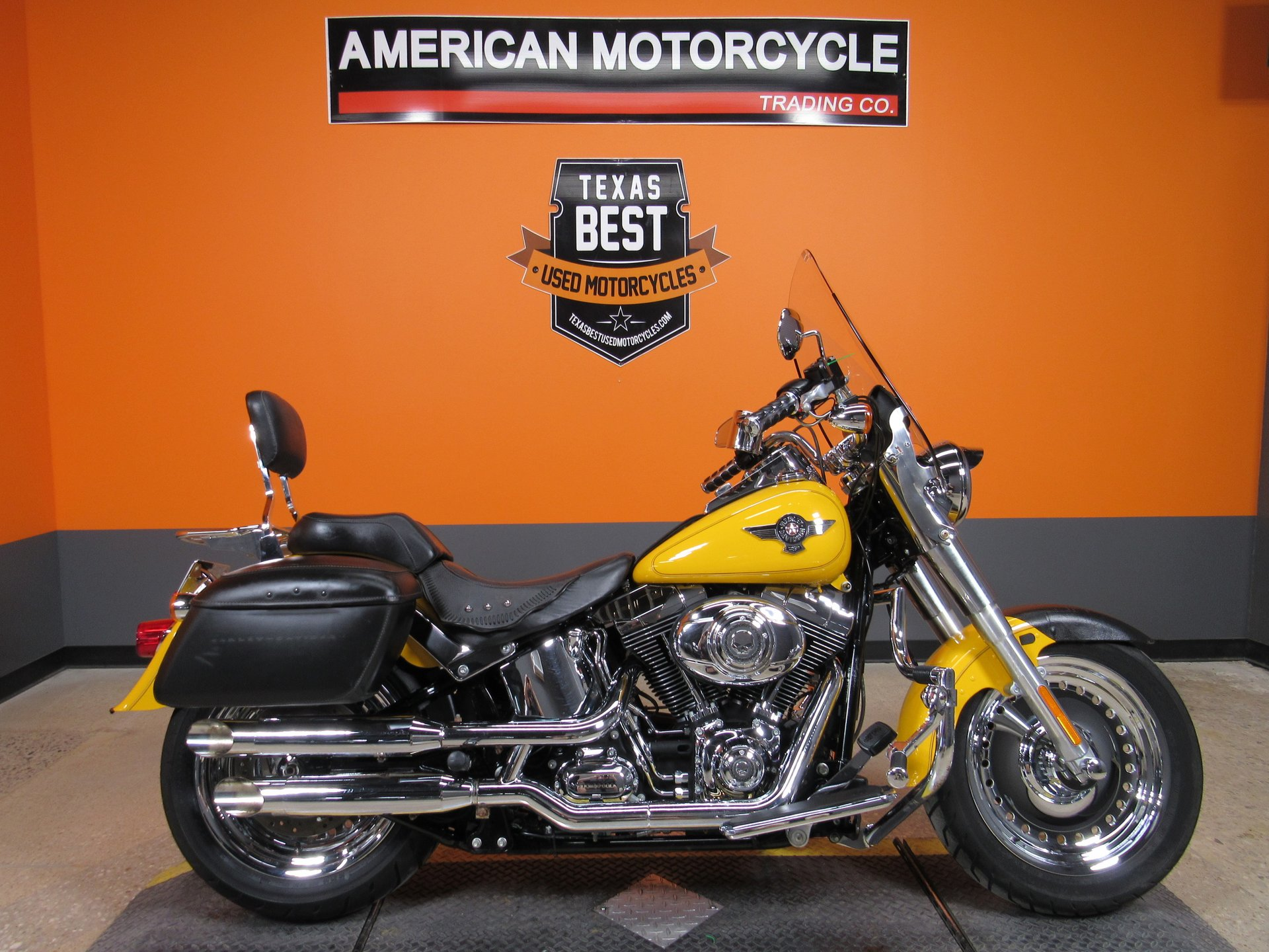 2011 harley davidson softail fat boy flstf