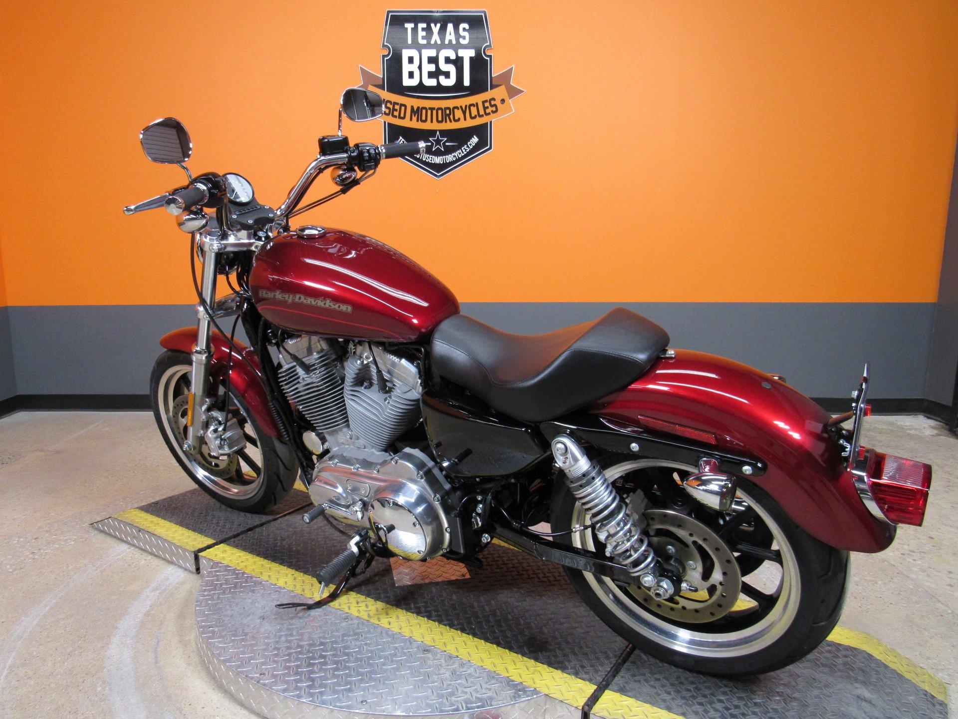 2016 Harley-Davidson Sportster 883 SuperLow - XL883L for