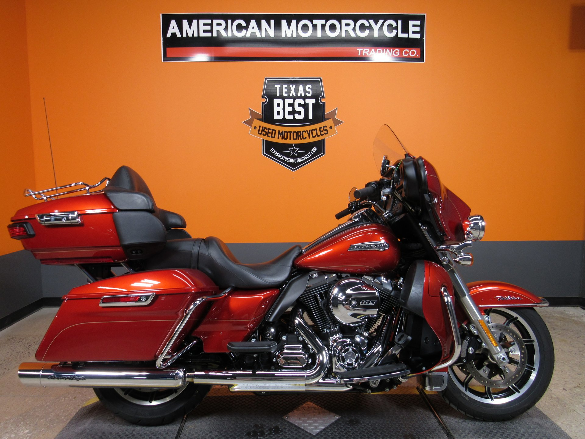 For Sale 2014 Harley-Davidson Ultra Classic