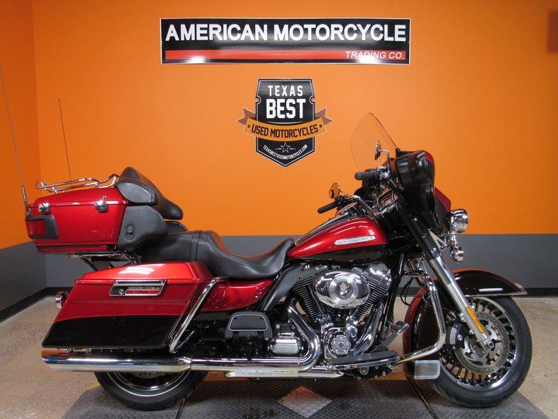 2013 Harley-Davidson Ultra Limited For Sale