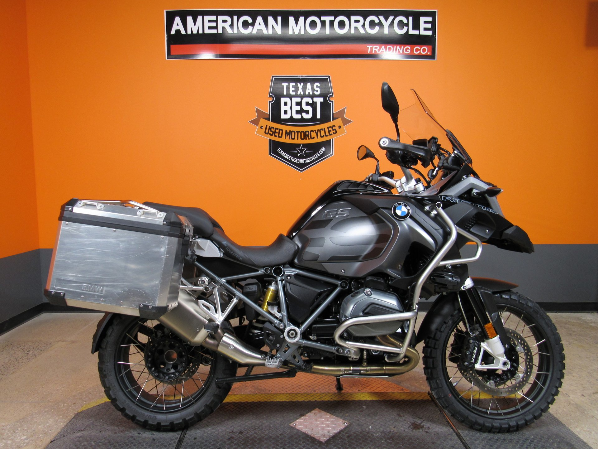 For Sale 2017 BMW R1200GS