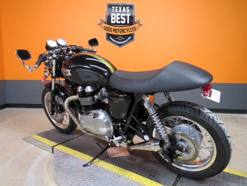 2016 Triumph Thruxton 900