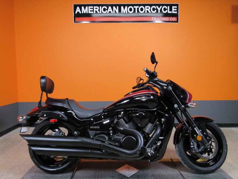 2015 Suzuki Boulevard For Sale
