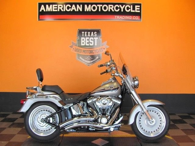 For Sale 2008 Harley-Davidson Softail Fat Boy