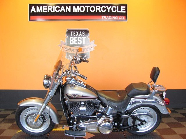 2008 Harley-Davidson Softail Fat Boy