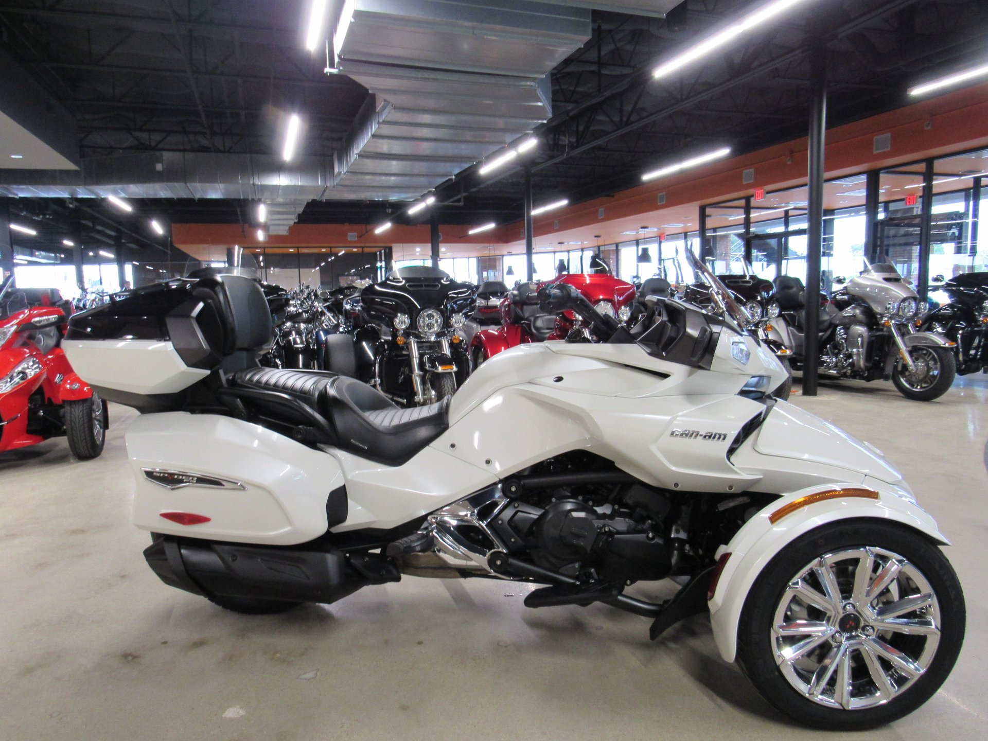 2016 can am spyder f3 limited se6