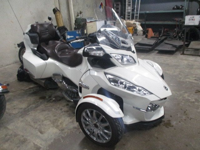 2013 can am spyder rt se5 limited