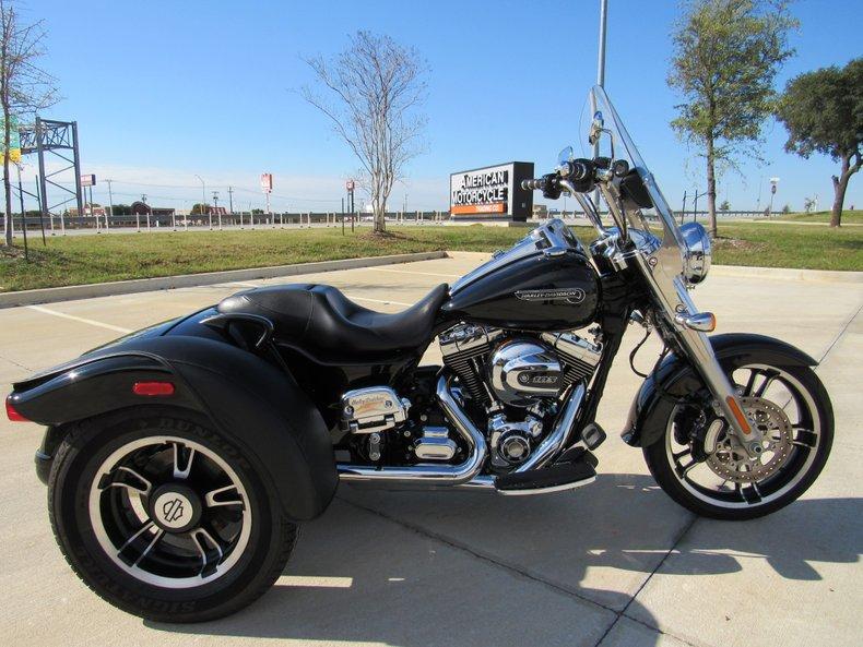 2015 Harley-Davidson Freewheeler Trike