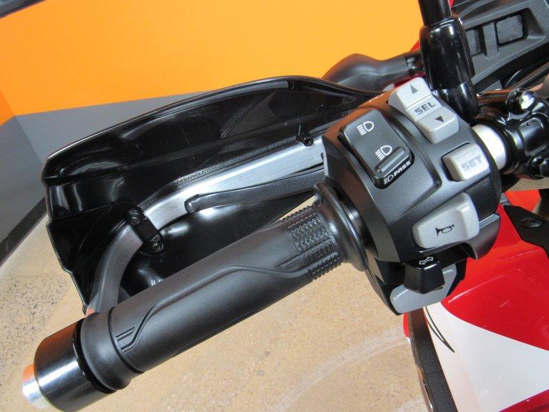 2016 Honda CRF1000L