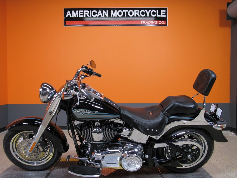 2010 Harley-Davidson Softail Fat Boy