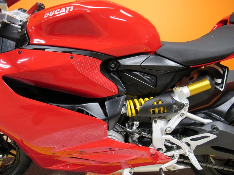 Ducati Vehicle