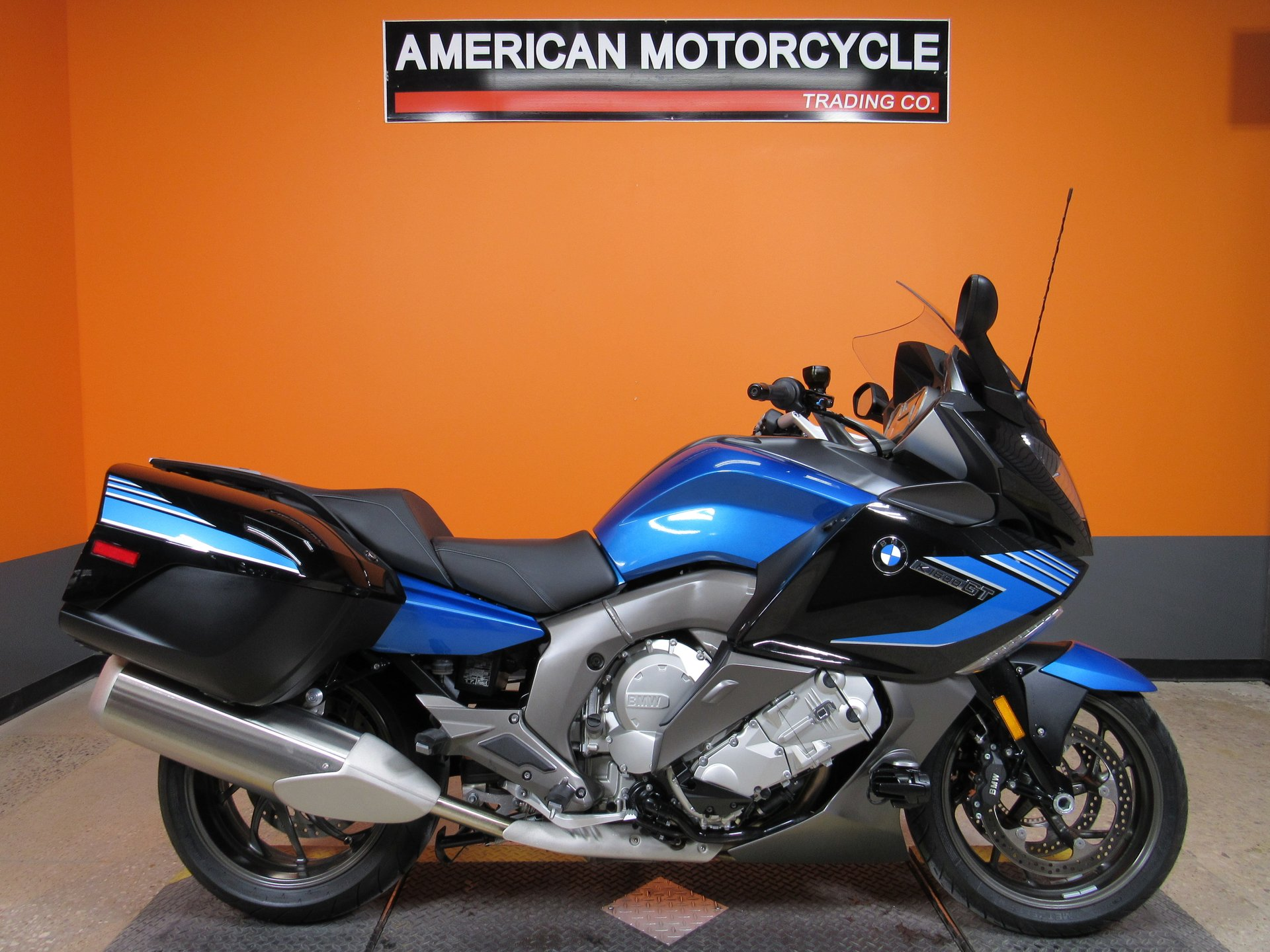 For Sale 2016 BMW K1600GT