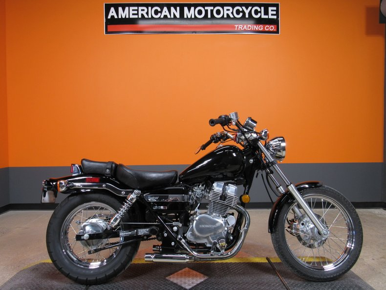 2015 Honda Rebel