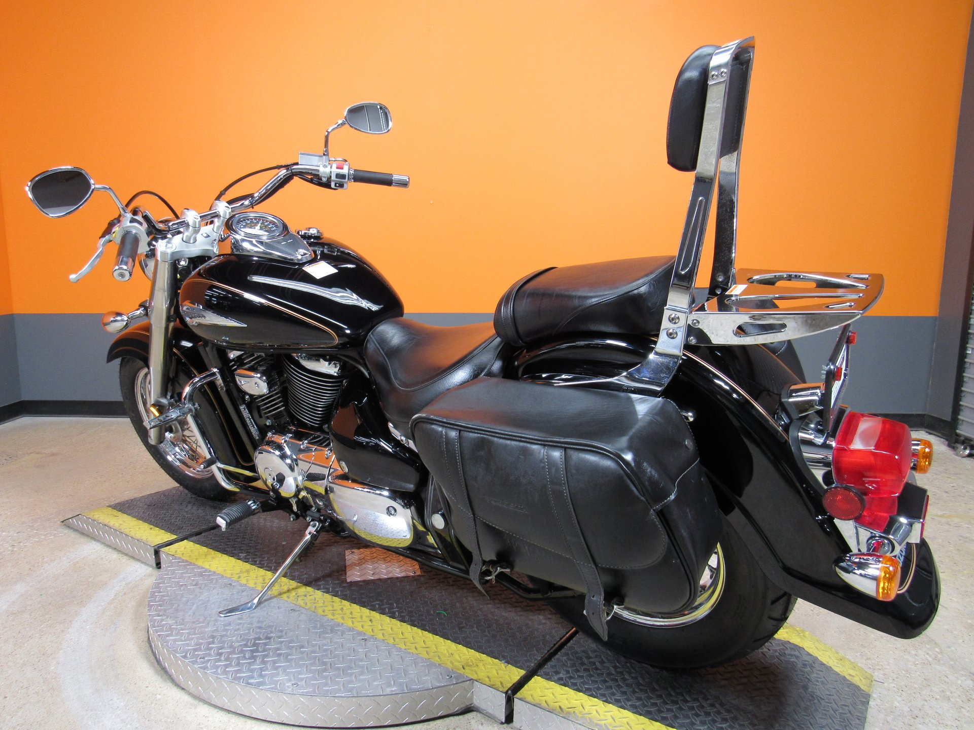 2004 Suzuki Volusia Intruder -VL800 for sale #5430 | Motorious