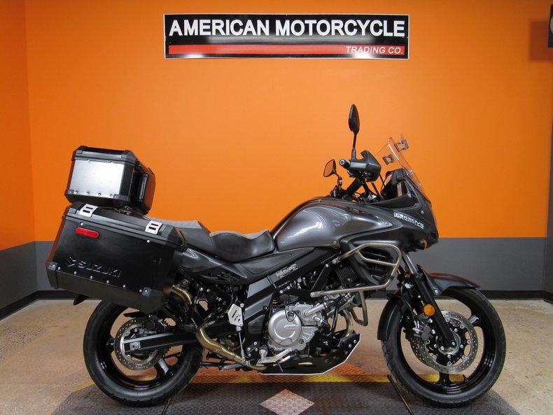 2013 Suzuki V-Strom
