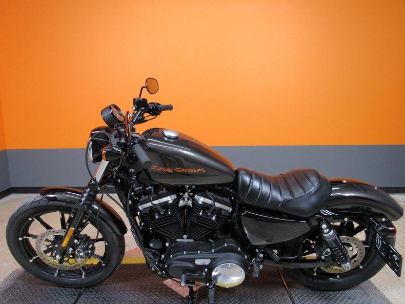 2019 Harley-Davidson Sportster 883American Motorcycle Trading ... on harley sportster rear tail light, harley sportster engine diagram, harley sportster pulley, harley sportster headlight bulb, harley sportster ideas, harley sportster parts diagram, harley sportster tail light wiring, harley sportster schematic, harley sportster coil,