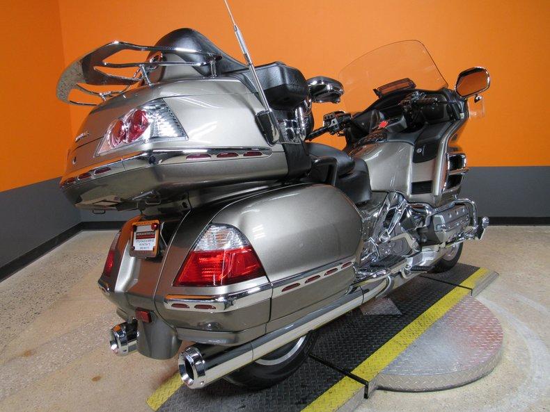 2008 Honda Gold Wing
