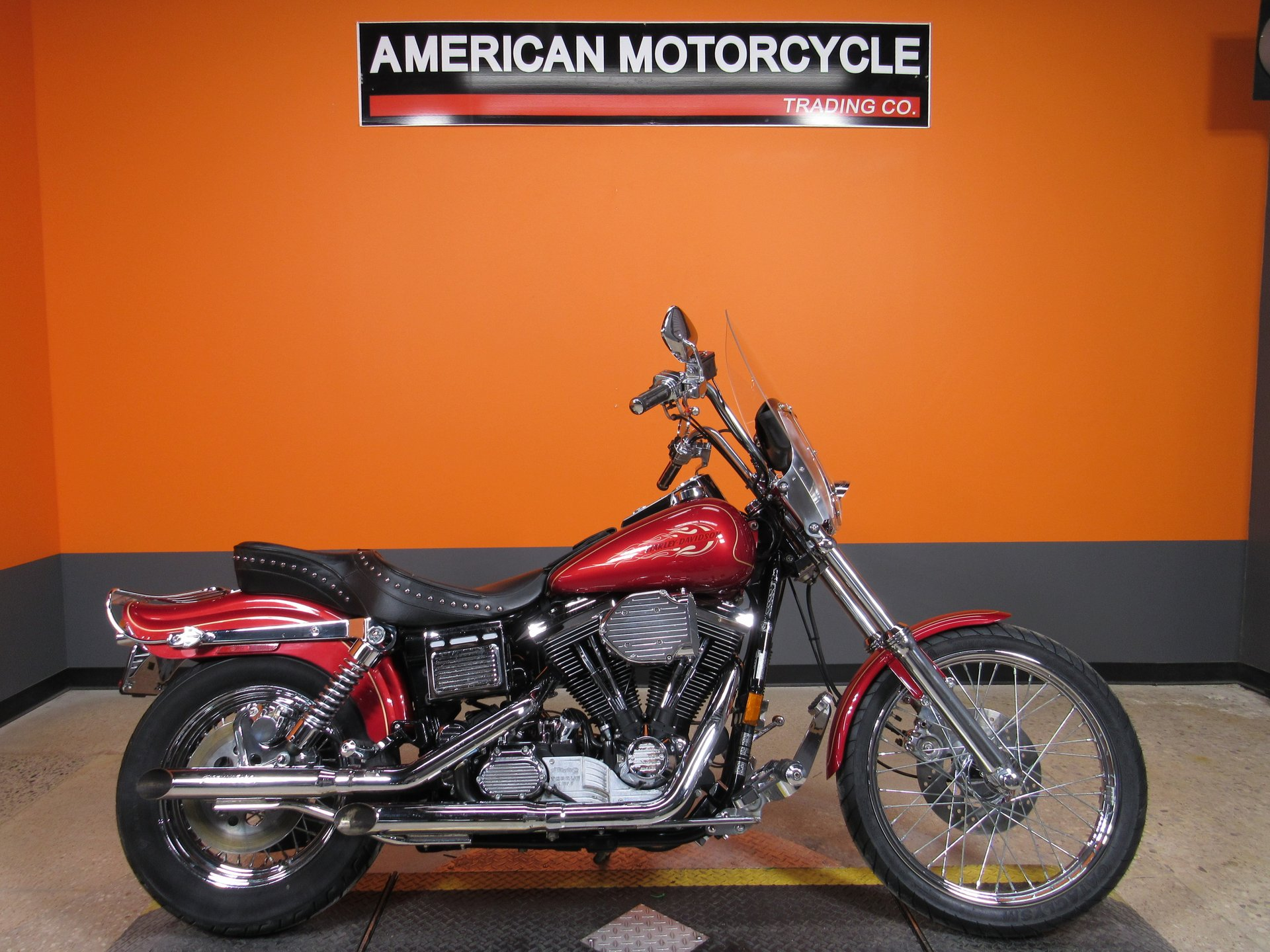 1994 Harley-Davidson Dyna Wide Glide | American Motorcycle ...