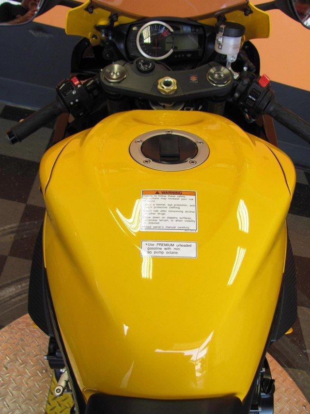 2012 Suzuki GSXR750