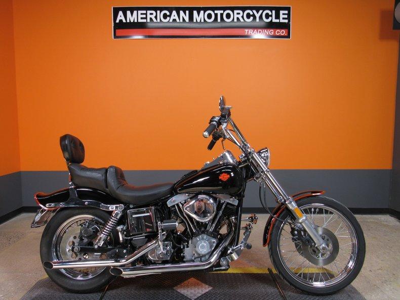 1983 Harley-Davidson Wide Glide