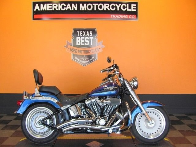 2010 harley davidson softail fat boy flstf
