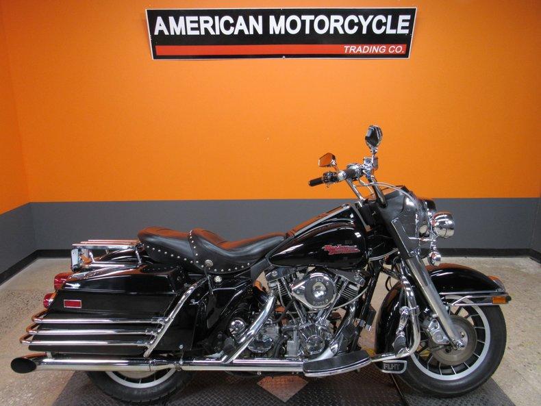 1983 Harley-Davidson FLHTP - Police