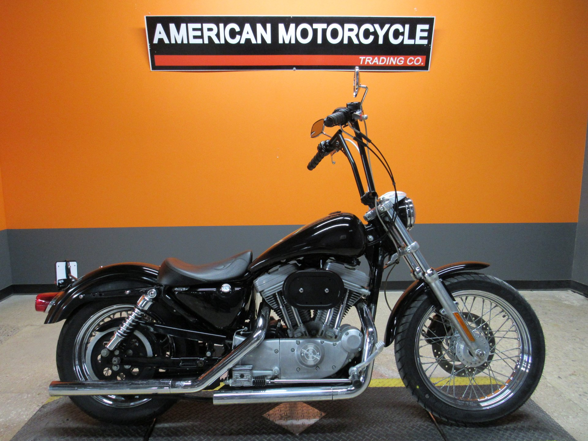 2000 harley-davidson sportster 883 xl883 - hugger for sale #5617