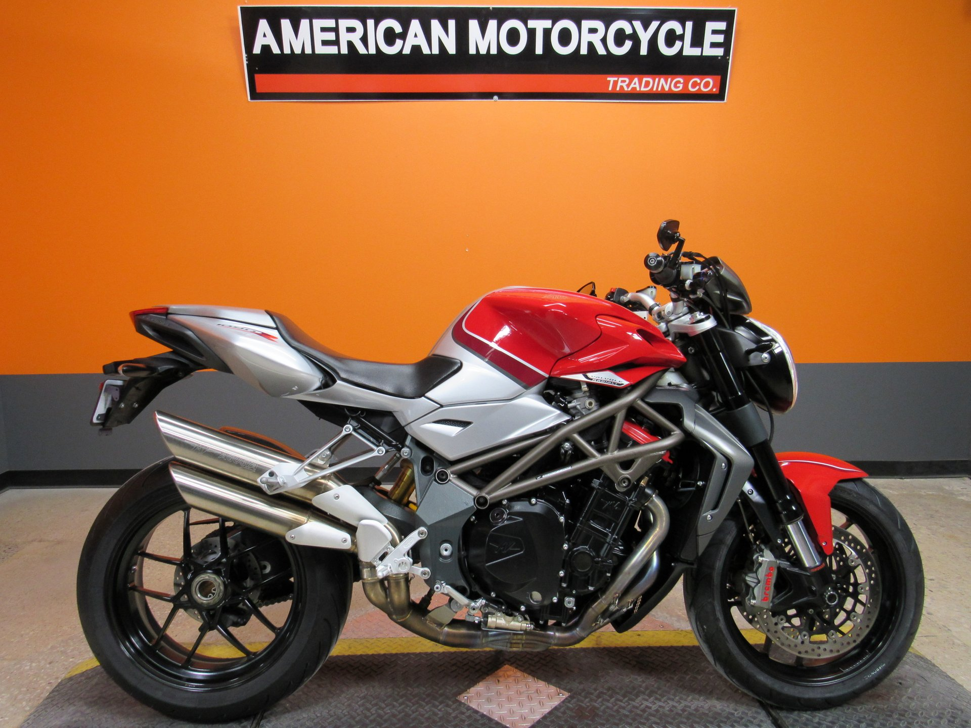 For Sale 2011 Mv Agusta BRUTALE 1090 R