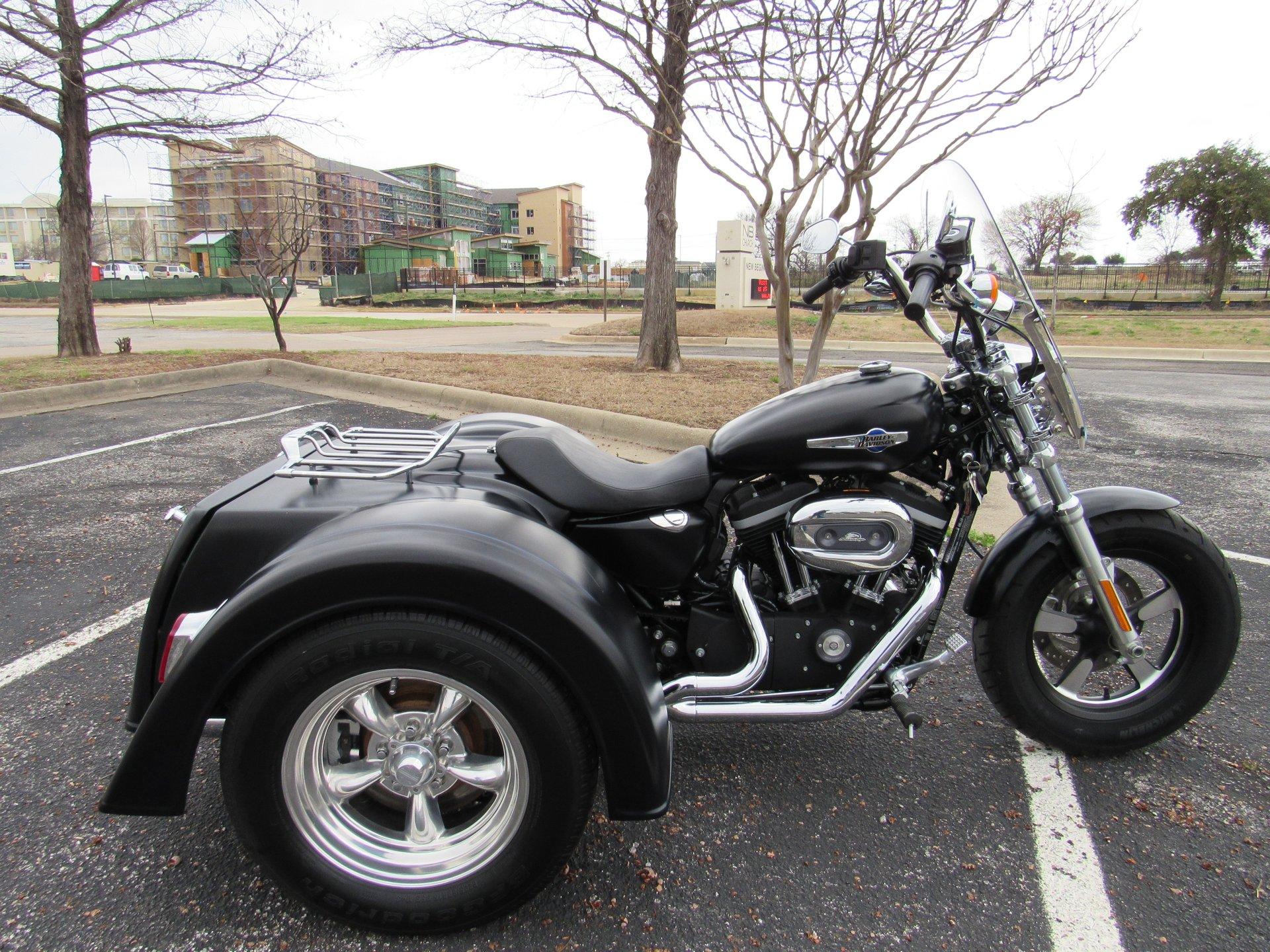 2012 Harley-Davidson Sportster 1200 CUSTOM PROGRAM -1200CP w