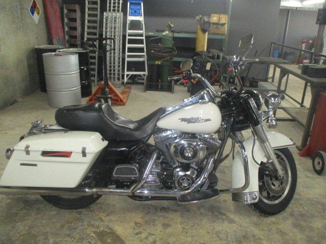1999 Harley-Davidson Police