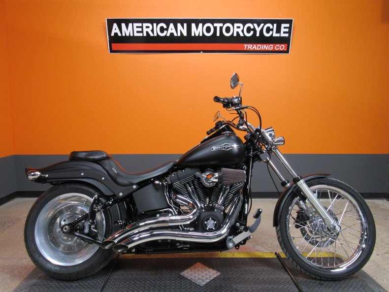 2009 Harley-Davidson Softail Night Train