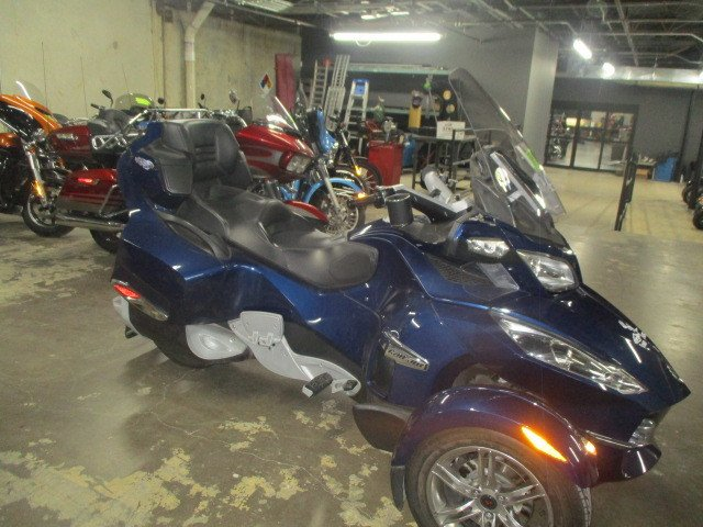2010 Can Am Spyder
