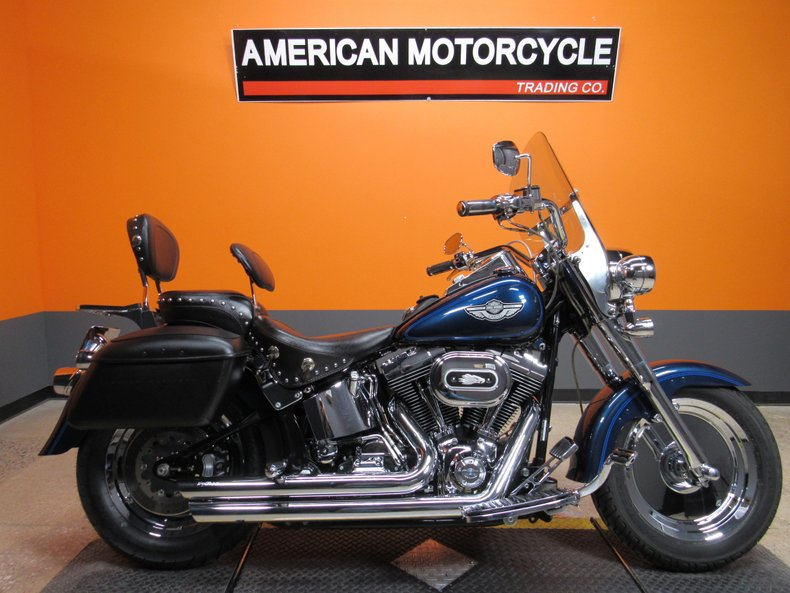 2003 Harley-Davidson Softail Fat Boy For Sale