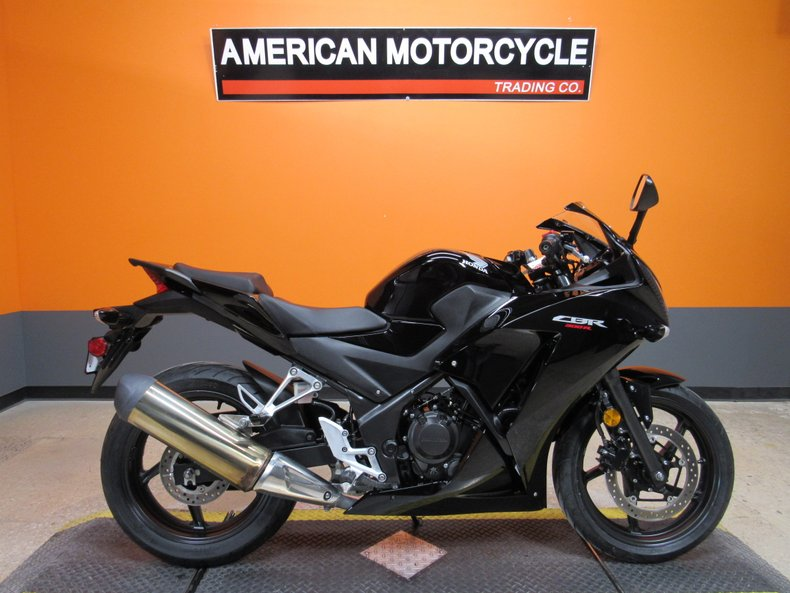 2015 Honda CBR300R For Sale