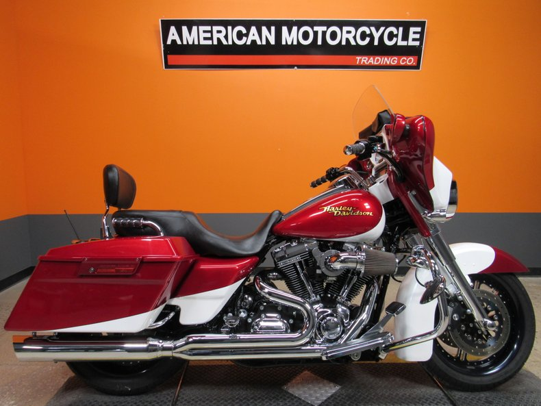 2008 Harley-Davidson Street Glide For Sale