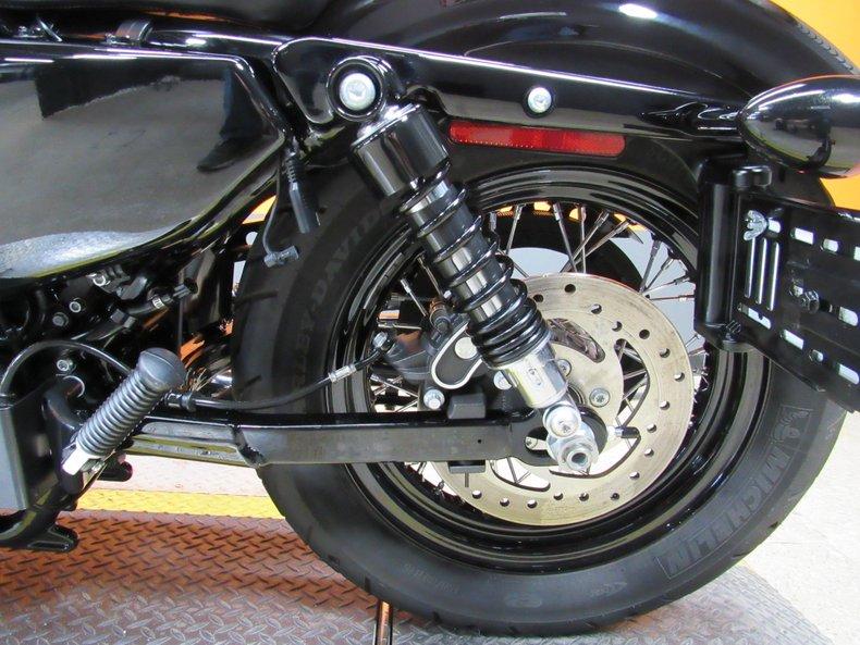 2015 Harley-Davidson Sportster 1200
