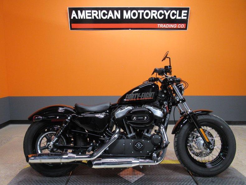2015 Harley-Davidson Sportster 1200 For Sale