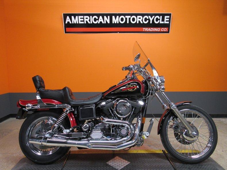 1998 Harley-Davidson Dyna Wide Glide
