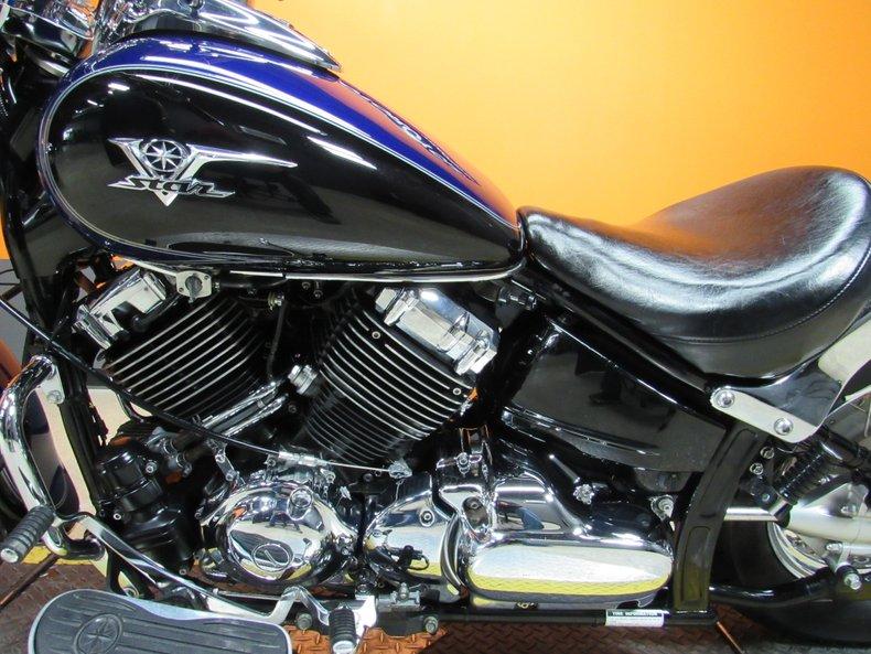 2007 Yamaha V-Star 650 Classic - XVS65AW/C for sale #64276