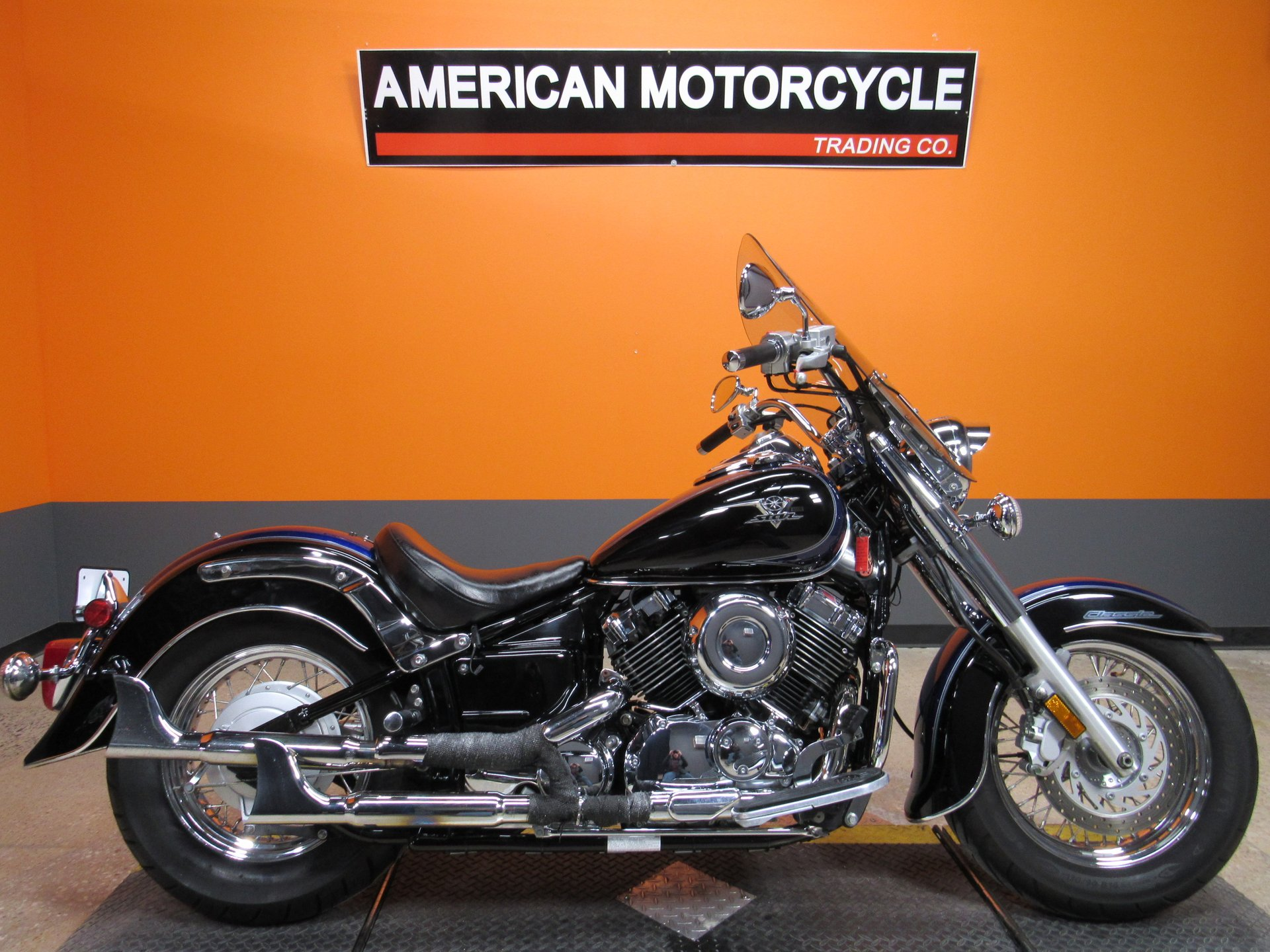 2007 Yamaha V-Star 650 Classic - XVS65AW/C for sale #64276