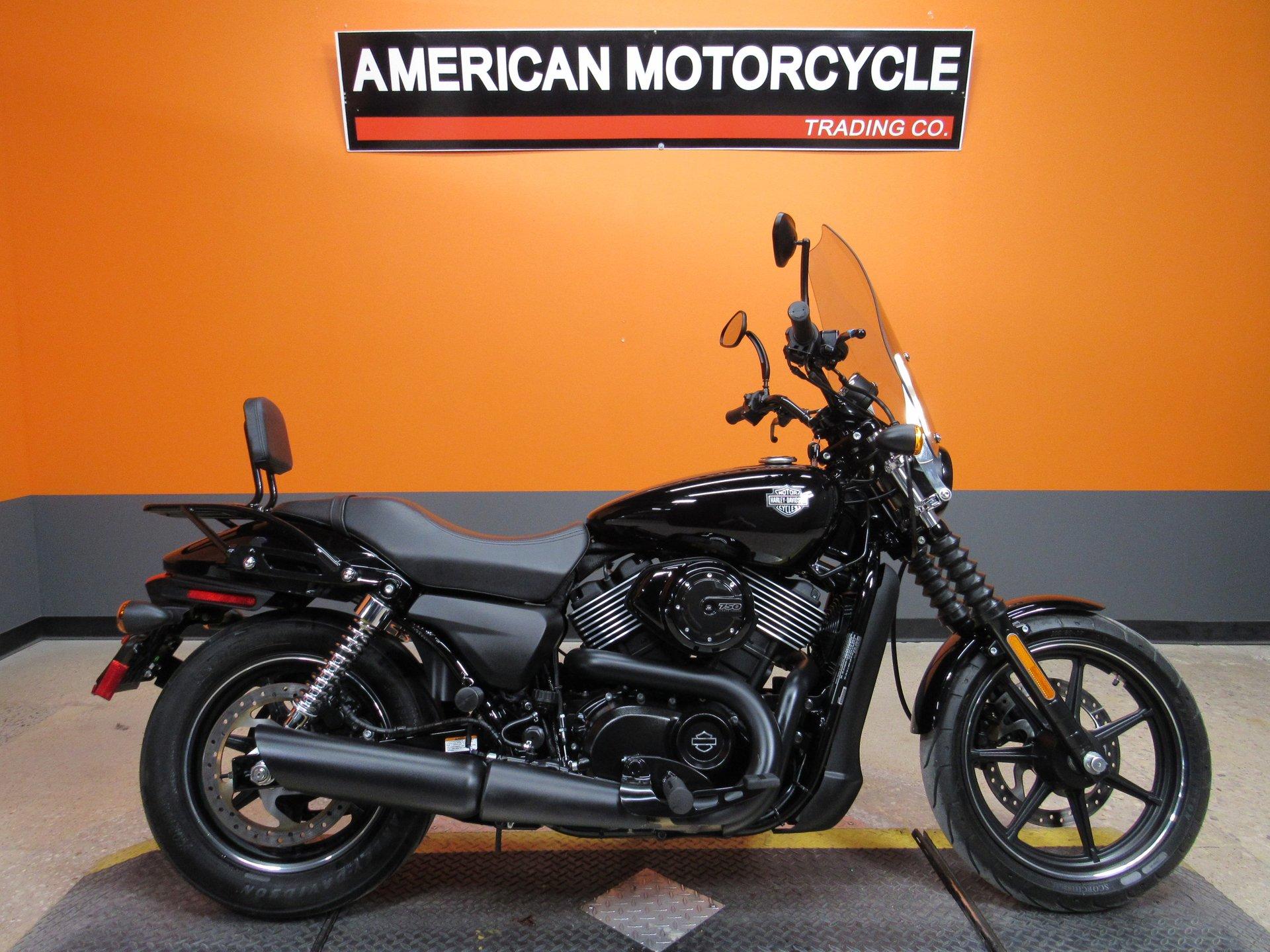 2017 Harley Davidson Street 750 American Motorcycle Trading Company Used Harley Davidson Motorcycles