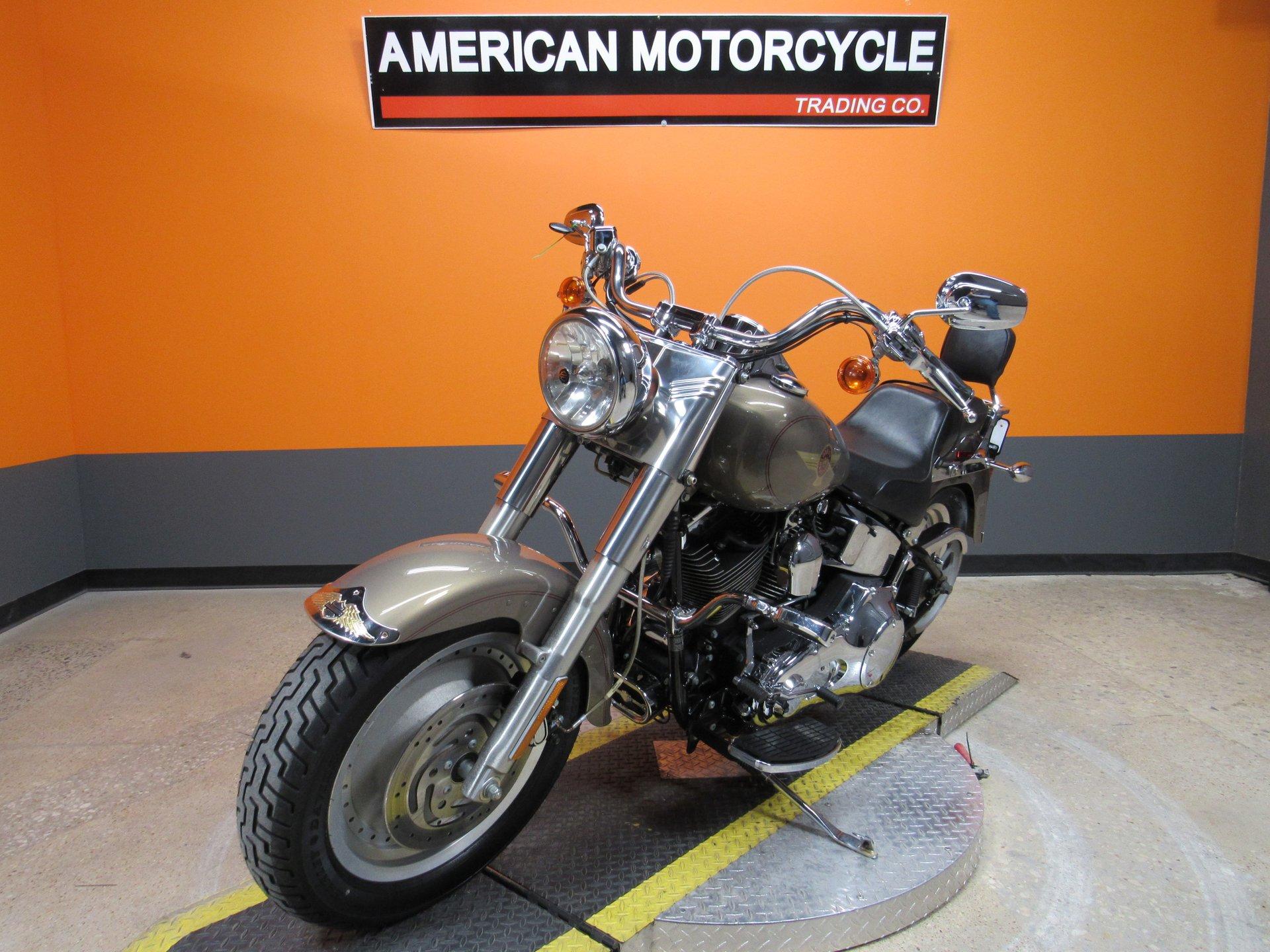 2005 Harley-Davidson Softail Fat Boy - FLSTF for sale
