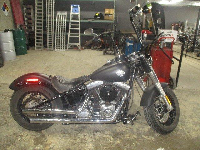 2012 Harley-Davidson Softail Slim For Sale