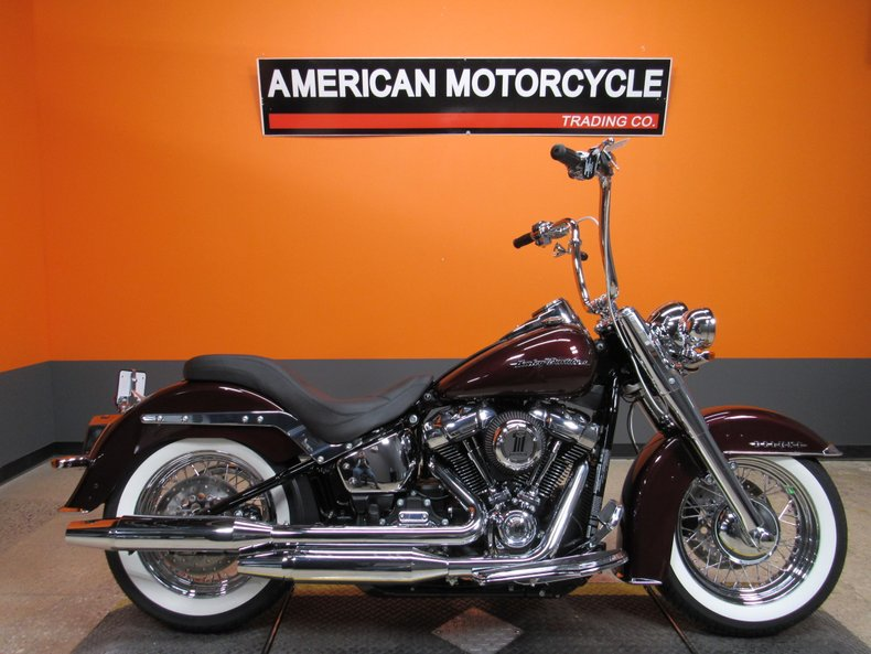 2018 Harley-Davidson Softail Deluxe For Sale