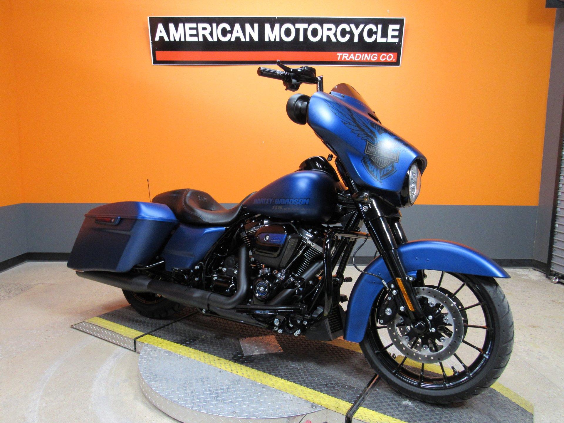 2018 Harley-Davidson Street Glide Special - FLHXS for sale
