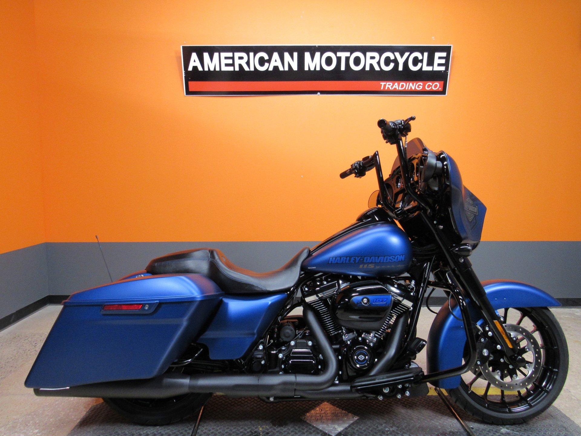 2018 Harley Davidson Street Glide American Motorcycle Trading Company Used Harley Davidson Motorcycles
