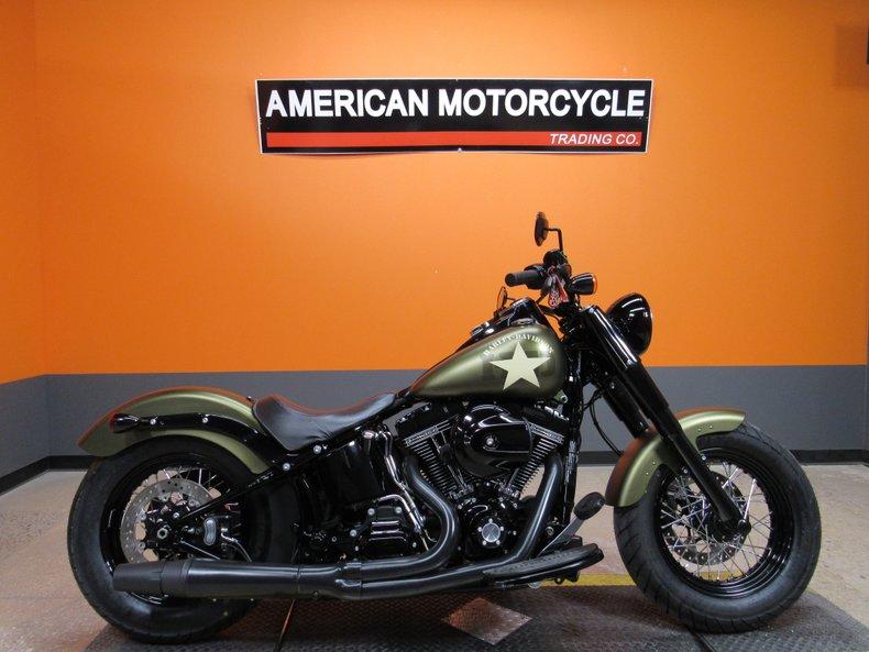 2016 Harley-Davidson Softail Slim