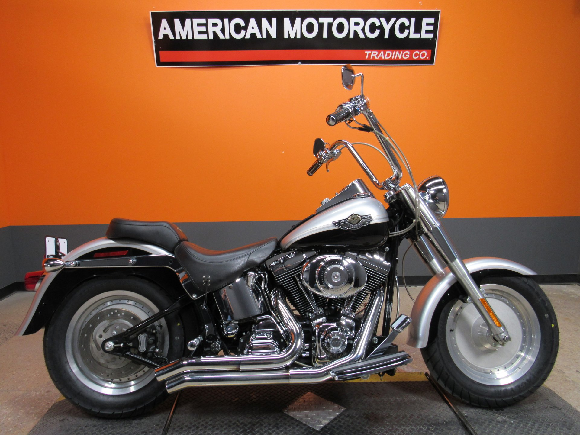 2003 harley davidson softail fat boy flstfi